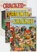 Magazines:Humor, Cracked Box Lot (All-American, 1965-82) Condition: Average VG/FN....