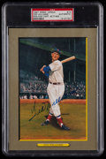 Baseball Cards:Singles (1970-Now), 1987 #13 Ted Williams Signed Perez-Steele Great Moments PSAAuthentic....