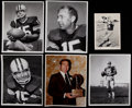 Football Collectibles:Photos, Bart Starr Unsigned Memorabilia Lot of 7....