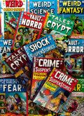 Books:Science Fiction & Fantasy, [Ray Bradbury]. Group of Fifteen Books Relating to EC Comics. Various publishers, [1979 - 1996].... (Total: 15 Items)