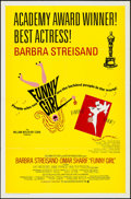 """Movie Posters:Musical, Funny Girl & Other Lot (Columbia, 1968). One Sheets (3) (27"""" X 41"""") Academy Award Style B. Musical.. ... (Total: 3 Items)"""