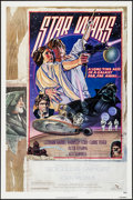 """Movie Posters:Science Fiction, Star Wars (20th Century Fox, 1977). One Sheet (27"""" X 41"""") Style D.Science Fiction.. ..."""
