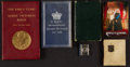 Books:Non-American Editions, Group of Six Small to Miniature Victorian Books Pertaining to the Reign of Queen Victoria, including:The New Testament, ... (Total: 5 Items)