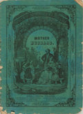 Books:Children's Books, [Children's]. Fisher's Young America's Library Edition of MotherHubbard. Philadelphia: Fisher & Brother, [n.d.,...
