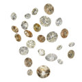 Estate Jewelry:Unmounted Gemstones, Lot of Unmounted Diamonds. ...