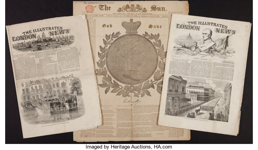 Image result for illustrated london news cover 1838