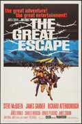 """Movie Posters:War, The Great Escape (United Artists, 1963). One Sheet (27"""" X 41"""").War.. ..."""