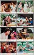 """Movie Posters:Comedy, Caddyshack (Orion, 1980). Mini Lobby Card Set of 8 (8"""" X 10"""").Comedy.. ... (Total: 8 Items)"""