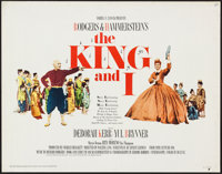 """The King and I & Others Lot (20th Century Fox, R-1965). Half Sheets (4) (22"""" X 28""""). Musical. ... (Tot..."""