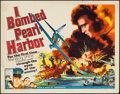 "Movie Posters:War, I Bombed Pearl Harbor (Parade, 1961). Half Sheet (22"" X 28""). War....."