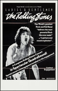 """Movie Posters:Rock and Roll, Ladies and Gentlemen: The Rolling Stones (Dragon Aire, 1973). Poster (24.25"""" X 28"""") QuadraSound Style. Rock and Roll.. ..."""