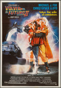 "Movie Posters:Science Fiction, Back to the Future Part II (UIP, 1990). Argentinean Posters (2)(29"" X 43"") Advance & Regular Style. Science Fiction.. ...(Total: 2 Items)"