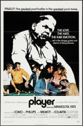 """Movie Posters:Sports, The Player (International Cinema Corp., 1971). One Sheet (27"""" X 41""""). Sports.. ..."""