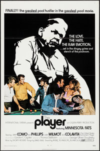 "The Player (International Cinema Corp., 1971). One Sheet (27"" X 41""). Sports"