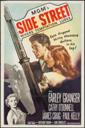 "Movie Posters:Film Noir, Side Street (MGM, 1950). One Sheet (27"" X 41""). Film Noir.. ..."