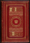 Books:Literature Pre-1900, Adelaide A. Procter, editor. The Victoria Regia: A Volume ofOriginal Contributions in Poetry and Prose. London:...