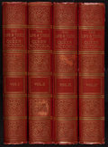 "Books:Biography & Memoir, Mrs. Oliphant. The Life and Times of Queen Victoria with whichis Incorporated ""The Domestic Life of the Queen"". Lon...(Total: 4 Items)"