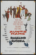 """Movie Posters:Comedy, Auntie Mame (Warner Brothers, 1958). One Sheet (27"""" X 41""""). Comedy. Directed by Morton Da Costa. Starring Rosalind Russell, ..."""
