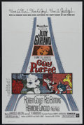 "Movie Posters:Animated, Gay Purr-ee (Warner Brothers, 1962). One Sheet (27"" X 41"").Animated. Directed by Abe Levitow. Starring the voices of Judy G..."