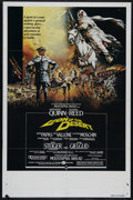"Movie Posters:War, Lion of the Desert (United Film Distribution, 1981). One Sheet (27""X 41""). War Epic. Directed by Moustapha Akkad. Starring ..."