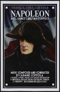 "Napoléon (Zoetrope, R-1981). One Sheet (27"" X 41""). Historical Drama. Directed by Abel Gance.Starring A..."