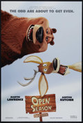 "Movie Posters:Animated, Open Season (Sony Pictures Releasing, 2006). One Sheet (27"" X 41"").Advance. Animated. Directed by Roger Allers, Jill Culton..."