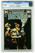 Bronze Age (1970-1979):Horror, House of Secrets #103 (DC, 1973) CGC NM+ 9.6 White pages. BernieWrightson cover. Art by Sergio Aragones, Rico Rival, Jack S...