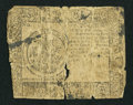Colonial Notes:Continental Congress Issues, Continental Currency July 22, 1776 $5 Good.. ...