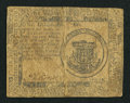 Colonial Notes:Continental Congress Issues, Continental Currency February 17, 1776 $1 Very Good.. ...