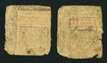 Colonial Notes:Mixed Colonies, Two New Jersey Halves.. ...