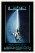 """Movie Posters:Science Fiction, Return of the Jedi (20th Century Fox, 1983). One Sheet (27"""" X 41"""")Style A. Science Fiction.. ..."""