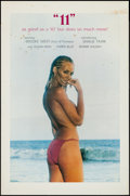 """Movie Posters:Adult, """"11"""" (Gail Film, 1980). One Sheet (27"""" X 41""""). Adult.. ..."""