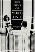 """Movie Posters:Miscellaneous, The Films of Yoko Ono (American Federation of the Arts, 1991). One Sheet (23.75"""" X 36""""). Miscellaneous.. ..."""