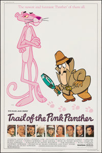 "Trail of the Pink Panther (United Artists, 1982). Poster (40"" X 60""). Comedy"
