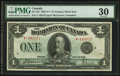 Canadian Currency: , DC-25f $1 1923. ...