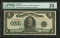 Canadian Currency: , DC-25a $1 1923. ...