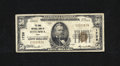 National Bank Notes:Iowa, Ottumwa, IA - $50 1929 Ty. 1 The Iowa NB Ch. # 1726 There are only five serial numbers in the Kelly data for this bank ...