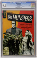 Silver Age (1956-1969):Humor, Munsters #7 File Copy (Gold Key, 1966) CGC NM- 9.2 Off-white towhite pages....