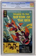 Silver Age (1956-1969):Adventure, Voyage to the Bottom of the Sea #14 Pacific Coast pedigree (Gold Key, 1968) CGC NM+ 9.6 White pages....