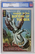 Silver Age (1956-1969):Adventure, Voyage to the Bottom of the Sea #12 (Gold Key, 1968) CGC NM+ 9.6 Off-white to white pages....