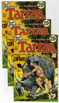 Bronze Age (1970-1979):Miscellaneous, Tarzan #212 Multiple Copies Group (DC, 1972) Condition: Average VF.Fifteen copies of issue #212, with a cover and interior ... (Total:15)