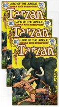Bronze Age (1970-1979):Miscellaneous, Tarzan #229 Multiple Copies Group (DC, 1974) Condition: Average VF.Twenty copies of issue #229, featuring a cover and inter... (Total:20)
