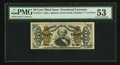 Fractional Currency:Third Issue, Fr. 1341 50¢ Third Issue Spinner Type II PMG About Uncirculated 53.. ...