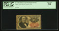 Fractional Currency:Fifth Issue, Fr. 1309 25¢ Fifth Issue PCGS Very Fine 20.. ...