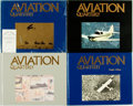 Books:Periodicals, [Periodical, Aviation]. LIMITED. Four Editions of AviationQuarterly. Various publishers and dates. ... (Total: 4 Items)