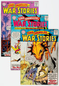 Silver Age (1956-1969):War, Star Spangled War Stories Group of 20 (DC, 1964-70) Condition: Average FN+.... (Total: 20 Comic Books)