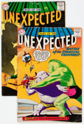 Silver Age (1956-1969):Horror, Tales of the Unexpected #40 and 41 Group (DC, 1959) Condition:Average VG+.... (Total: 2 Comic Books)