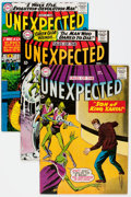 Silver Age (1956-1969):Horror, Tales of the Unexpected Group of 11 (DC, 1959-75) Condition:Average FN/VF.... (Total: 11 Comic Books)