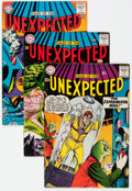 Silver Age (1956-1969):Horror, Tales of the Unexpected Group of 14 (DC, 1959-68) Condition:Average FN.... (Total: 14 Comic Books)