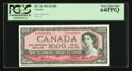 Canadian Currency: , BC-44e $1000 1954. ...